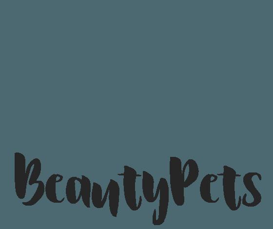 надпись логотипа Beauty Pets